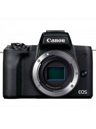 Canon EOS M50 II Aparat Foto Mirrorless 24.1MP APS-C 4K Body Negru